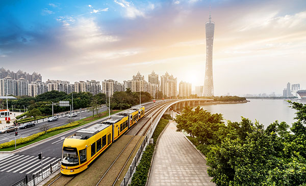广州市轨道交通沿线站点周边综合发展规划研究项目