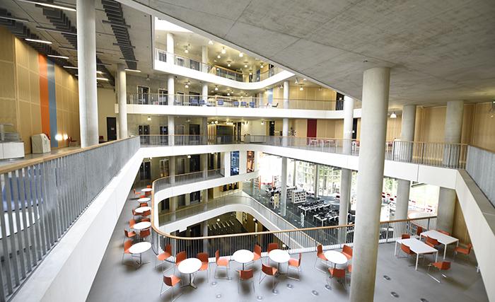 广州南沙青少年宫建筑方案设计竞赛