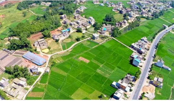 东源县2017年新农村公路路面硬化改造工程