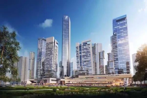 珠海城市之心中心区概念规划设计国际招标