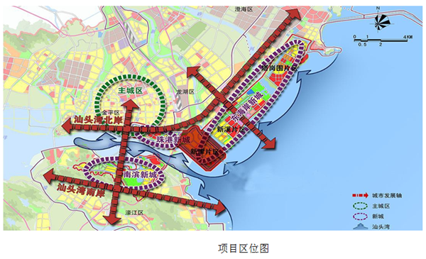 汕头市东海岸新城综合管廊工程PPP项目